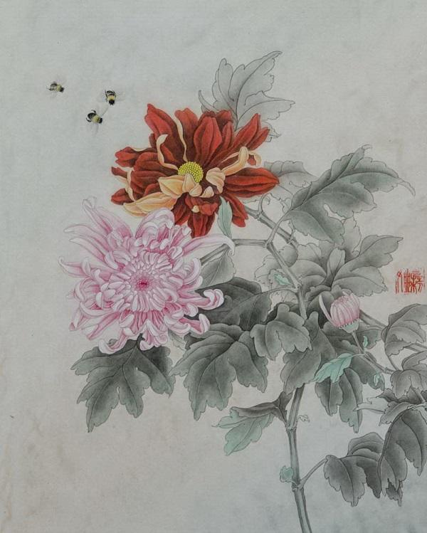Живопись Китая (фото 2)