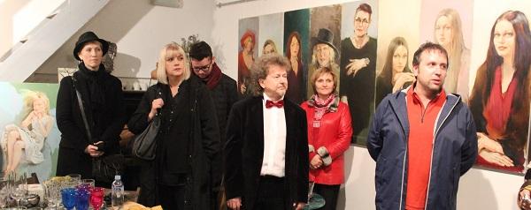Выставка Татьяны Кузьминой-Чугуновой (фото 12) Пилигрим Арт-Релиз.РФ