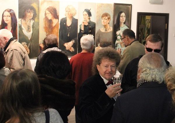 Выставка Татьяны Кузьминой-Чугуновой (фото 13) Пилигрим Арт-Релиз.РФ