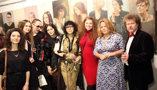 Выставка Татьяны Кузьминой-Чугуновой (фото 18) Пилигрим Арт-Релиз.РФ