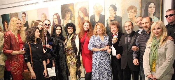 Выставка Татьяны Кузьминой-Чугуновой (фото 19) Пилигрим Арт-Релиз.РФ