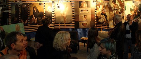 Выставка Татьяны Кузьминой-Чугуновой (фото 7) Пилигрим Арт-Релиз.РФ