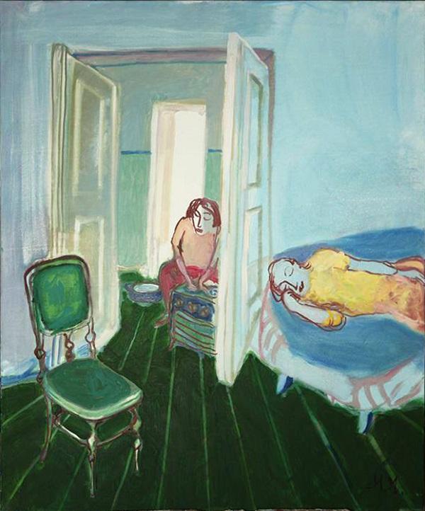 Маша Майкова выставка в Alpert Gallery АРТ-РЕЛИЗ.РФ