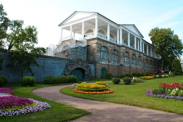 Парк Екатерининского Дворца фото Александра Загряжская для АРТ-РЕЛИЗ.РФ