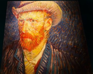 Винсент Ван Гог -- любимый художник Пита Килкенни во многом повлиял на его судьбу
