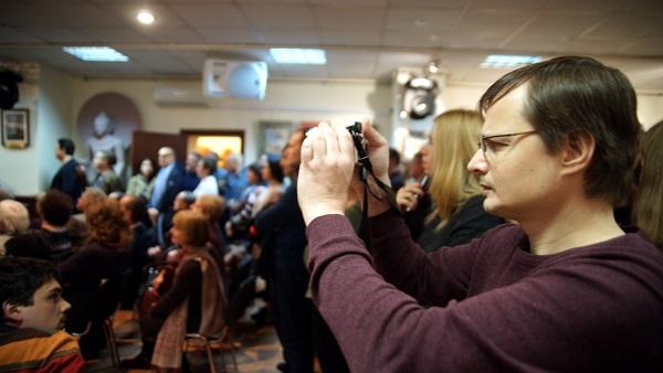 Павел Товкач Выставка Константина Ганди Полякова (фото 11) Арт-Релиз.РФ