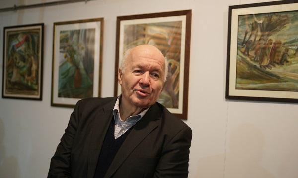 Президент Академии Народного искусства Виктор Пензин