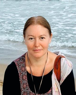 """Марина Пронякова писатель, фотограф, путешественник, автор книги  """"Просто в вкусном, или как получать удовольствие на кухне"""""""