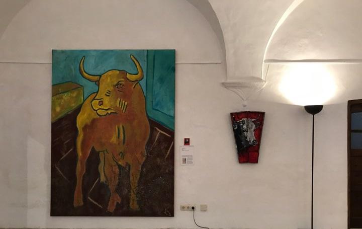 Пит Килкенни выставка в Баварии