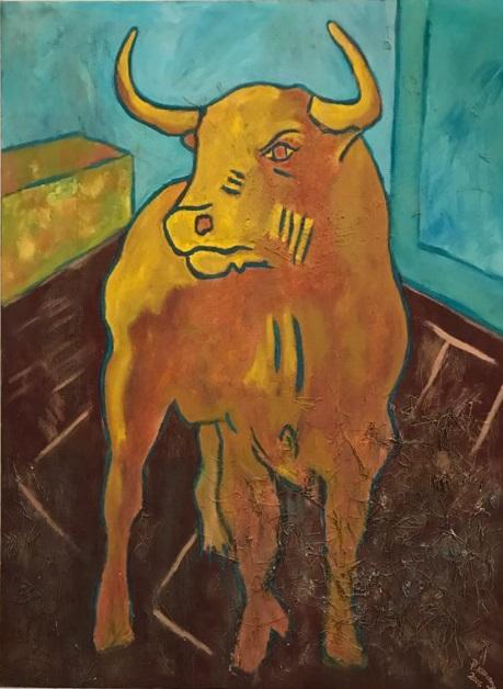 Пит Килкенни и его корова