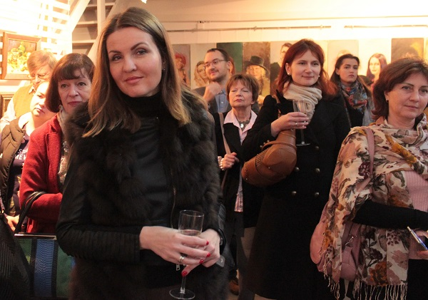 Презентация книги Марины Проняковой (фото 11) Арт-Релиз.РФ