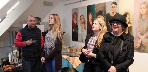 Презентация книги Марины Проняковой (фото 12) Арт-Релиз.РФ