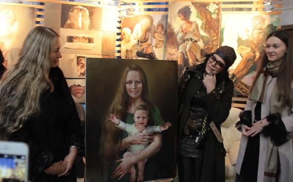 Марина Пронякова писатель, фотограф, путешественник и художник Татьяна Кузьмина-Чугунова