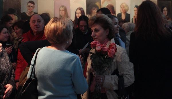 Презентация книги Марины Проняковой (фото 26) Арт-Релиз.РФ