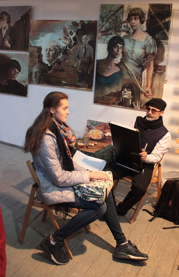 Презентация книги Марины Проняковой (фото  58) Арт-Релиз.РФ