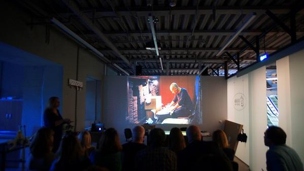 "Презентация оборудования для художников   компаниями ""Черная речка"" (Москва) и R.G.M. di Rosa Gastaldo Еdoardo (Италия)"