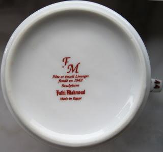 Cочетание дизайна и высокого качества фарфора делают посуду Фати Махмуда произведениями искусства.