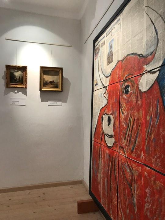 работы Пита Килкенни в Музее