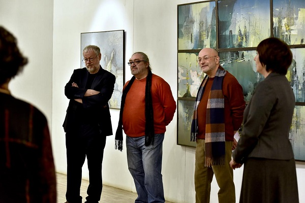 Выставка Aster Art Gallery Арт-Релиз.РФ