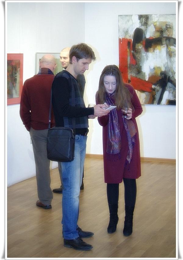 Выставка Aster Art Gallery Галерея На Каширке Арт-Релиз.РФ