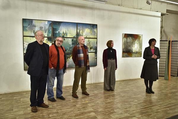 """Открытие выставки  """"3.0"""" Aster Art Gallery в галерее """"На Каширке"""""""