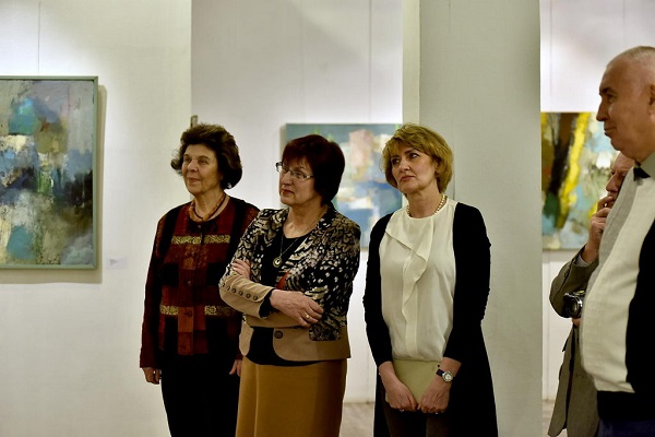 Выставка Aster Art Gallery выставка  Арт-Релиз.РФ