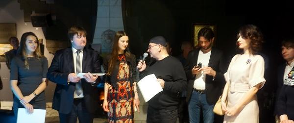 Константин (Gandi) Поляков участник выставки Bona Mente