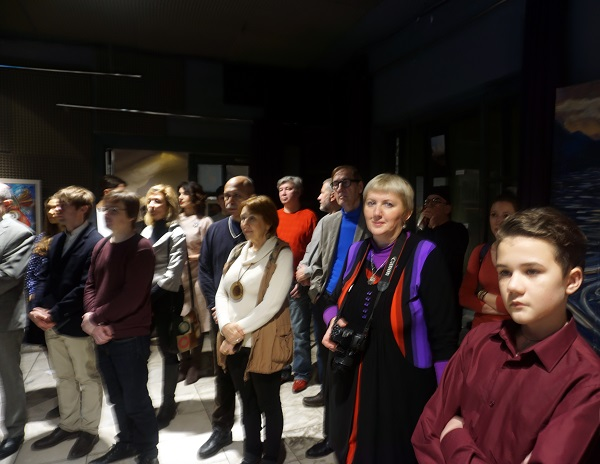 Также участниками акции стали прекрасные художники и фотографы, предоставившие свои фоторепортажи события