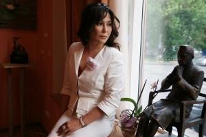 Гелена Петровна Генс врач-онколог,  доктор медицинских наук, профессор
