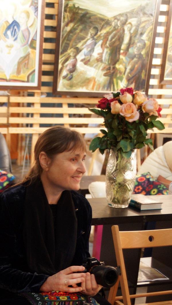 Нина Кибрик художник, галерист