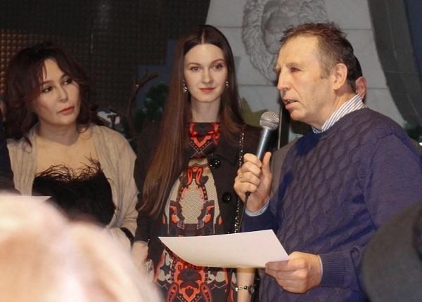 Петр Цветков Галерея Rembrandt Art участник выставки Bona Mente