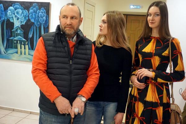 Выставка Анатолия Кулинича Рябичевы АРТ-Релиз.РФ