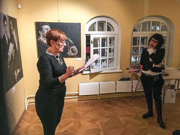 Выставка Татьяны Кузьминой-Чугуновой Ольга Петрова Арт-Релиз.РФ