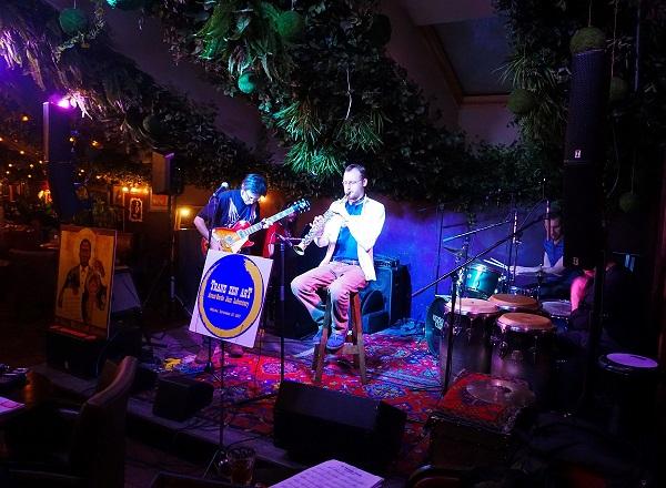 Группа Godse в TRANE ZEN ART, 5 февраля 2018 Вечер Лаборатории авангардного джаза TRANE ZEN ART  МИХАИЛА САПОЖНИКОВА Москва, Маросейка, 9/2 The Left Bank pub