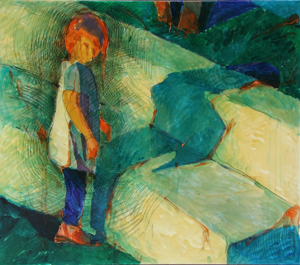 Оксана Мась, галерея Триумф, галерея Эритаж, выставка, Арт-Релиз.РФ