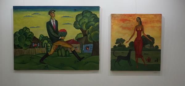 выставка Анатолия Кулинича картины АРТ-Релиз.РФ