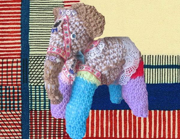 Анастасия Данилочкина авторская игрушка фото 6