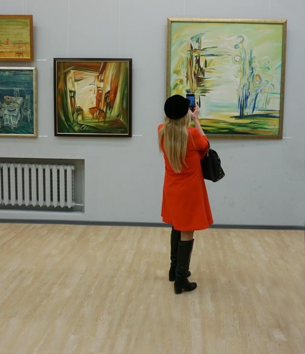 Выставка Евгения Окиншевича в ЦДА, ..АРТ-РЕЛИЗ.РФ