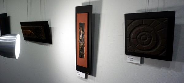 """Работы Йослена Арриохаса Орсини в Галерее """"Лега"""" Выставка """"Омар и Йослен"""""""