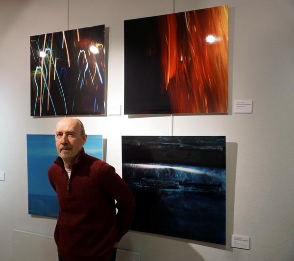 Александр Шклярук - ведущий Круглого стола искусствовед, художественный критик, публицист