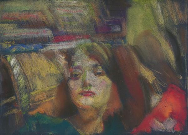 """Лиза Неклесса """"Автопортрет среди вещей"""""""
