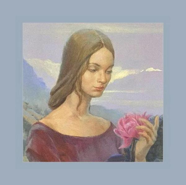 Даниэла Рябичева Портрет Софии