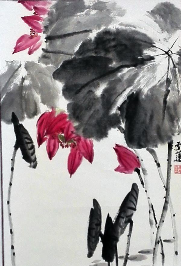 Юлия Наумова, Китайский культурный центр, фото 4 АРТ-Релиз.РФ