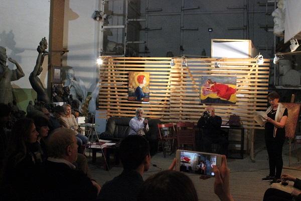 Вечер Евгения Глобенко фото 13 Арт-Релиз.РФ