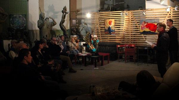 Вечер Евгения Глобенко фото 21 Арт-Релиз.РФ