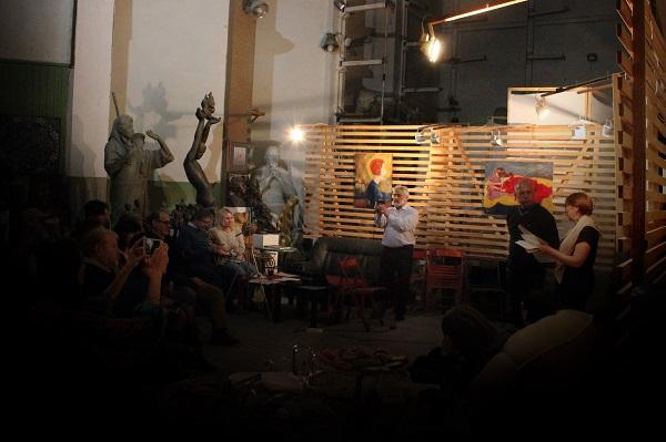 Вечер Евгения Глобенко фото 9 Арт-Релиз.РФ