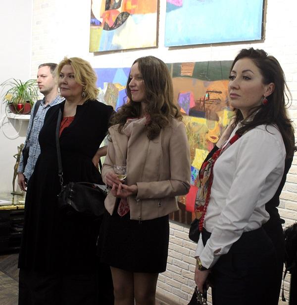 Выставка Ларисы Белима (фото 1) Арт-Релиз.РФ