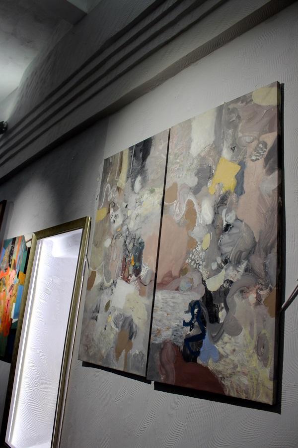 Выставка Ларисы Белимы (фото 13) Арт-Релиз.РФ