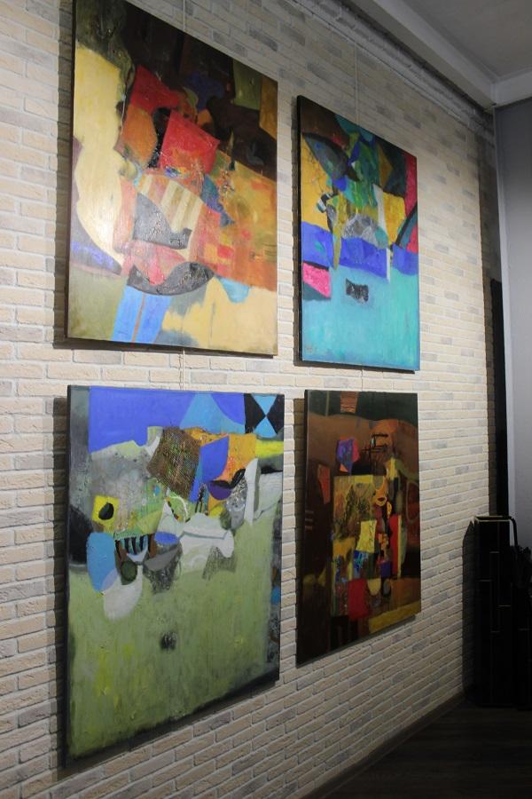 Выставка Ларисы Белимы (фото 15) Арт-Релиз.РФ