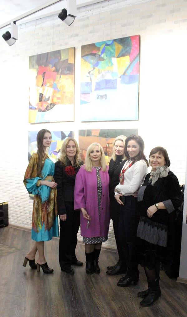 Выставка Ларисы Белимы (фото 21) Арт-Релиз.РФ